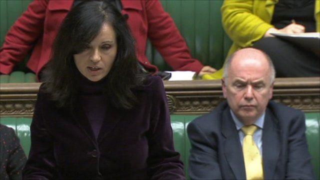 Shadow Communities Secretary, Caroline Flint