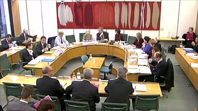 Members of the Health Select Committee
