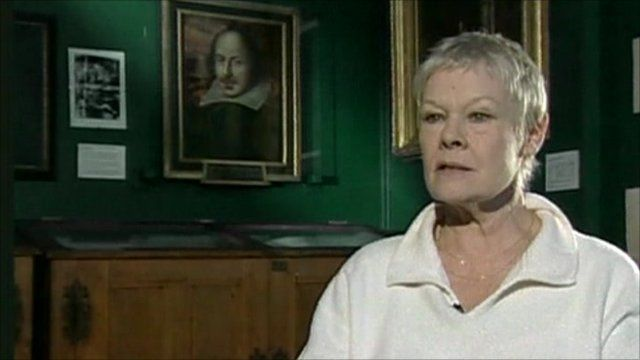 """Dame Judi Dench is """"greatest"""" actor"""