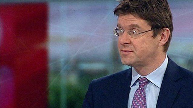 Decentralisation minister Greg Clarke