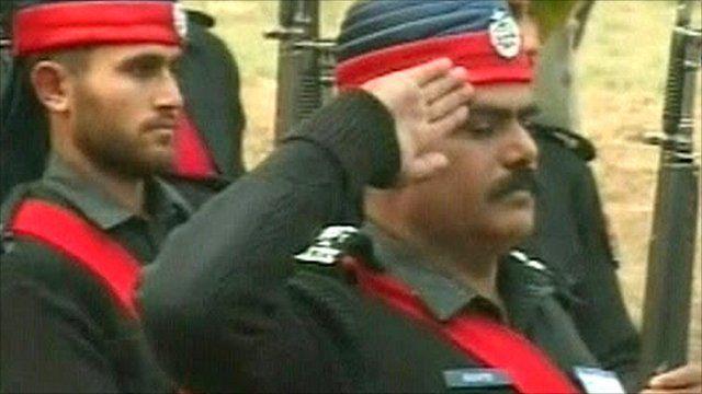 State funeral of Punjab governor Salman Taseer