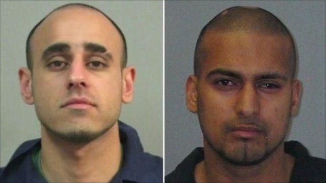 Abid Mohammed Saddique and Mohammed Romaan Liaqat