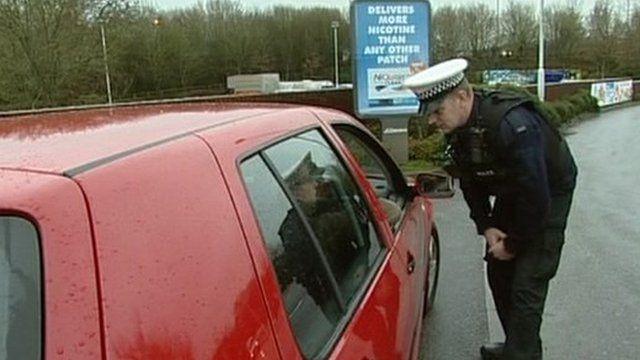 Police in Dorset enforcing begin 'no excuses' campaign