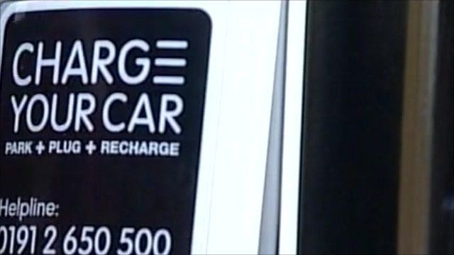 Charge your car plugin point