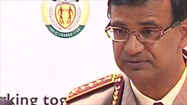 Surgeon-General Dr Vijay Ramlakan
