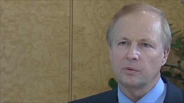 Bob Dudley, CEO of BP