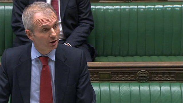 Foreign Office Minister David Lidington
