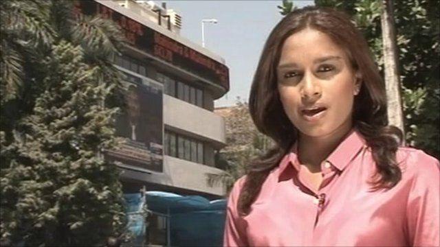 Correspondent in Mumbai