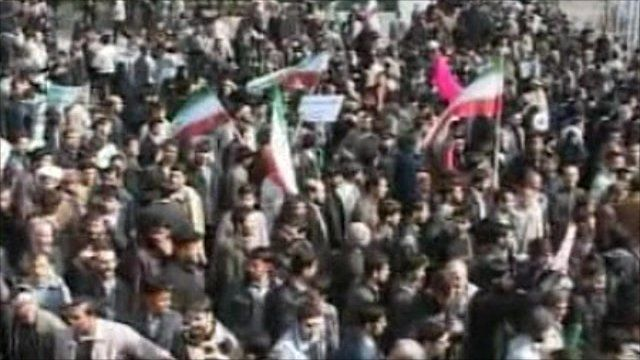 Funeral of protester marked by fresh clashes in Tehran