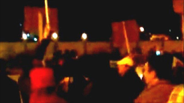 Protests in Benghazi