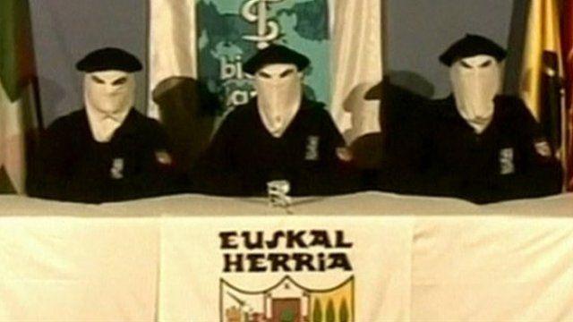 Members of ETA