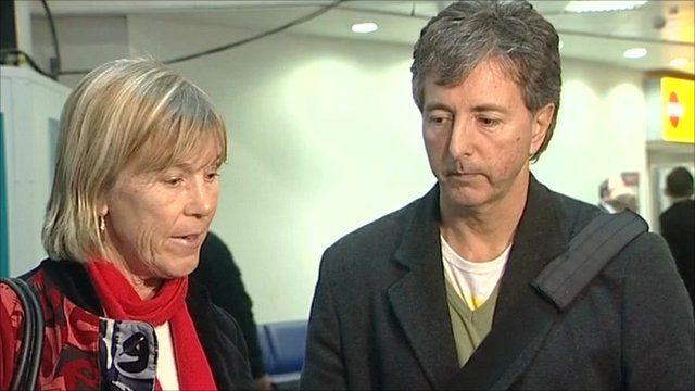 British evacuees