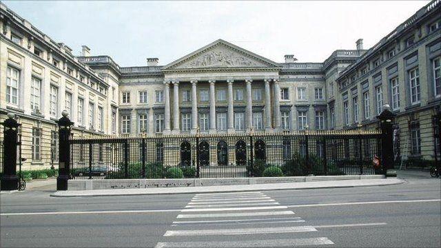 Belgium Parliament, Brussels