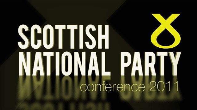 Scottish National Party conference 2011