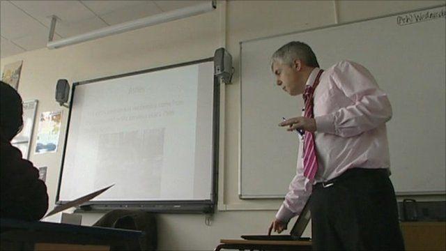Teacher getting his pension cut
