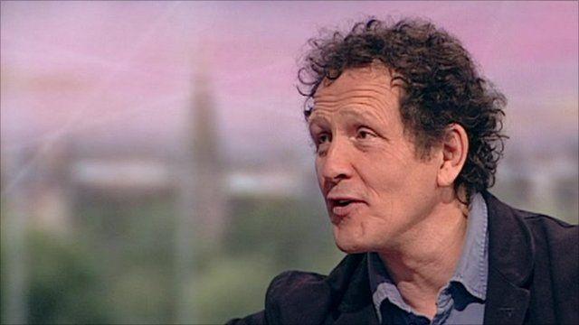 Monty Don speaks to BBC Breakfast