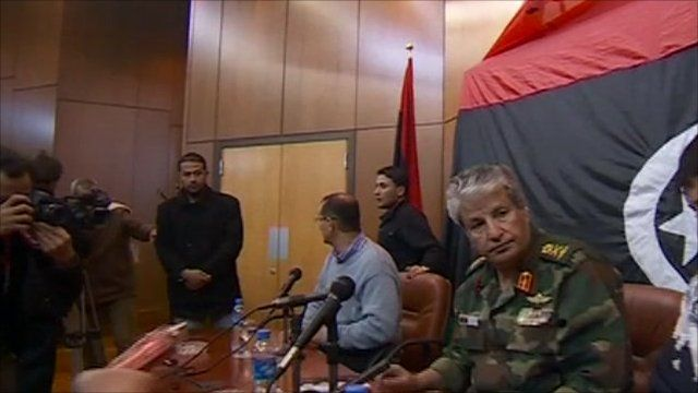 Opposition press conference today