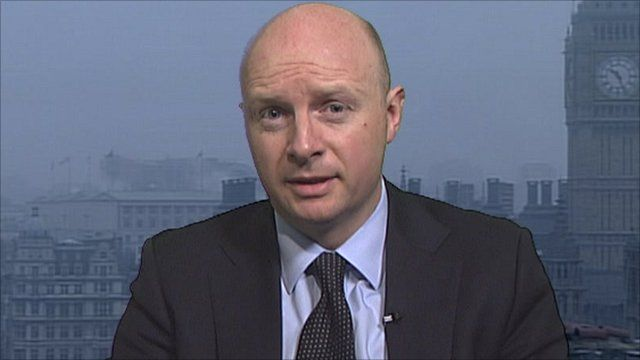 Labour's shadow work and pensions secretary Liam Byrne