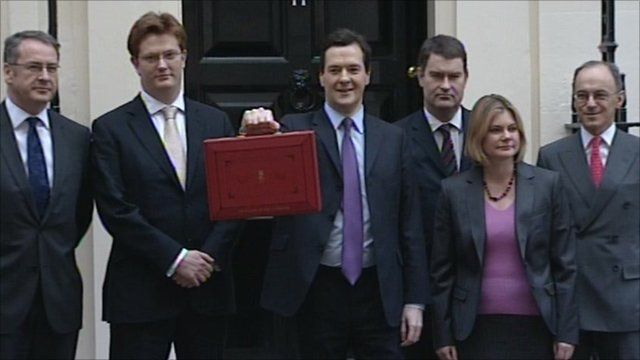 Osborne with new case