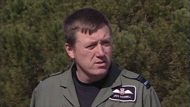 Air Vice Marshall, Greg Bagwell