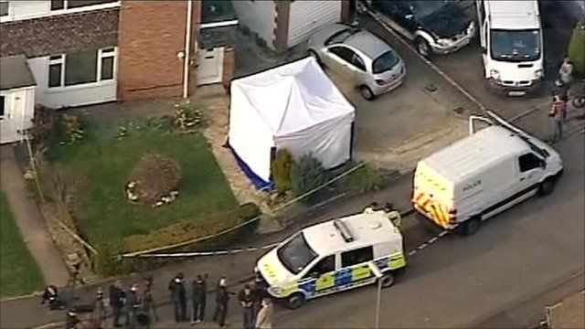 Police search house and garden of Christopher Halliwell