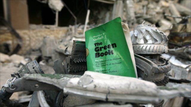Gaddafi's green book