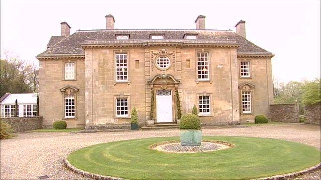 Eyford House in Cheltenham