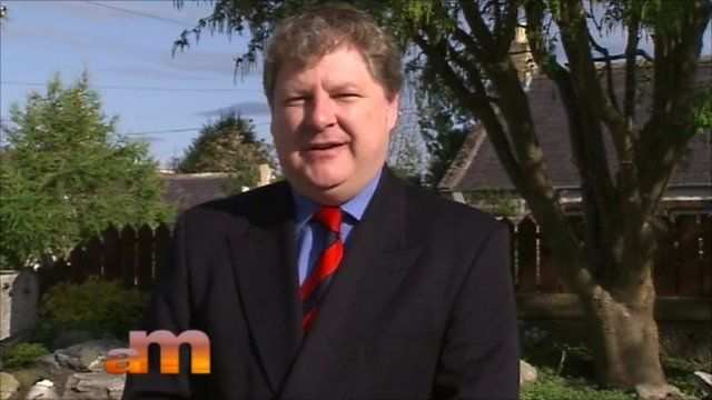 Angus Robertson, SNP on the Andrew Marr Show