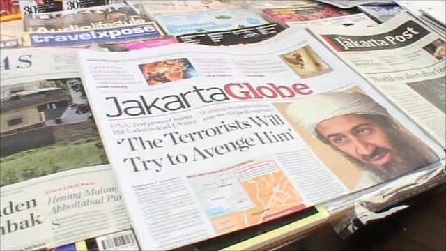 Indonesian newspapers