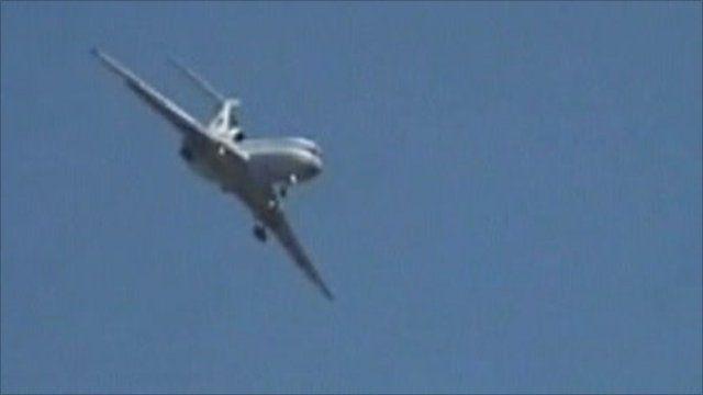 Russian plane