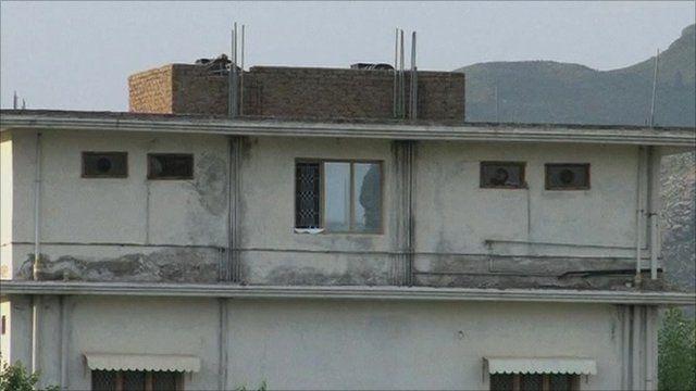 Place where Osama Bin Laden was killed