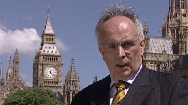 Peter Bone MP