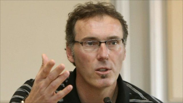 French national football coach Laurent Blanc
