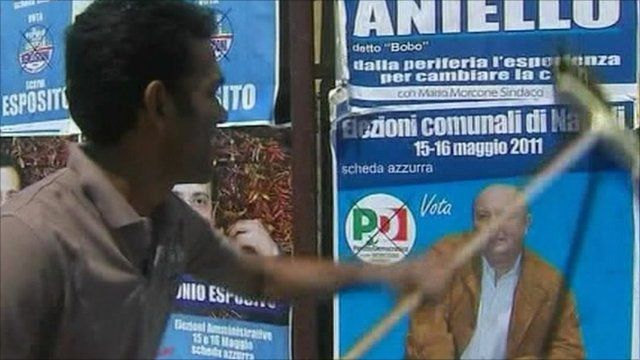 Italians get ready for local elections