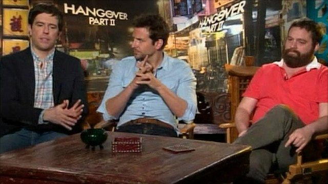 hangover ii cast explain what the film has in store