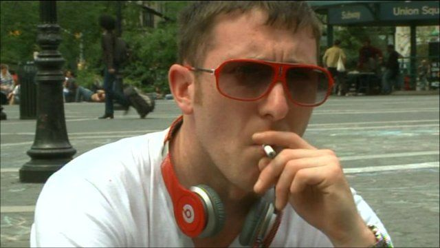 Smoker in NYC