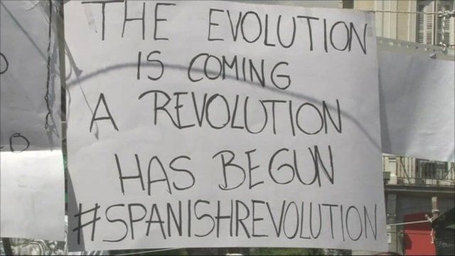 Protest poster