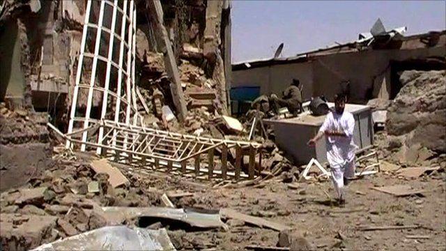 Herat suicide bombing