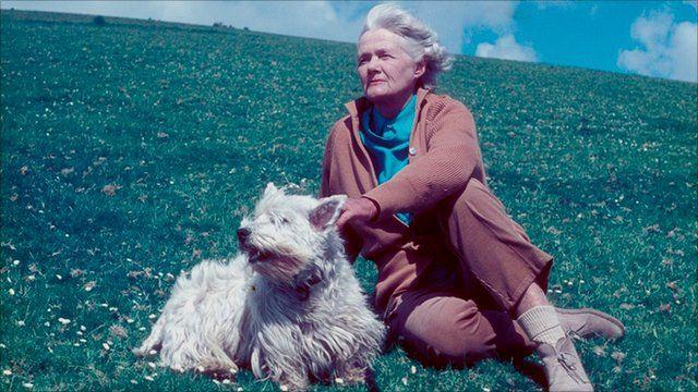 Daphne du Maurier in 1971