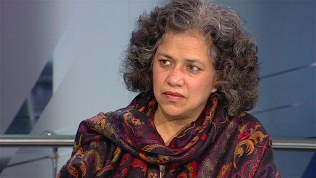 Gita Saghal