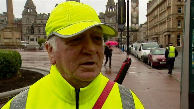 Glasgow resident