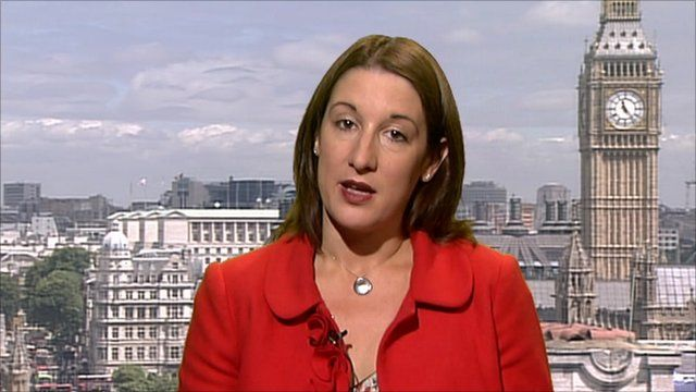 The shadow pensions minister Rachel Reeves