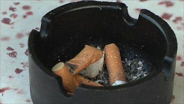 Belgium widens smoking bans.
