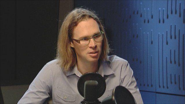 Michael Birch, co-founder, Bebo