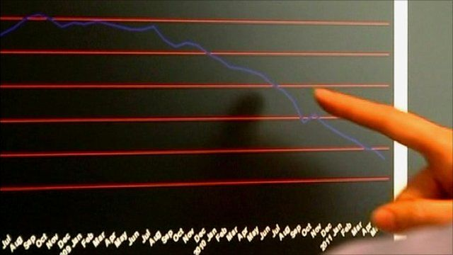 Public sector employment graph