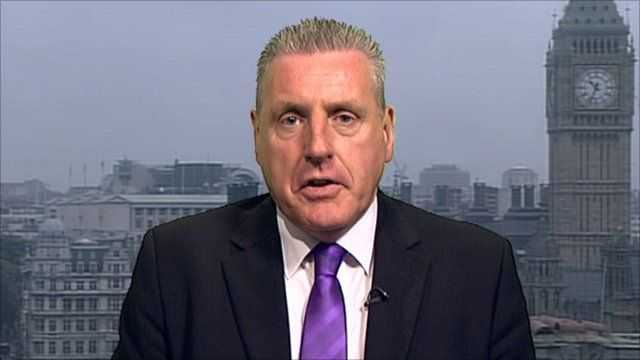 Vernon Coaker, Shadow Minister for Police