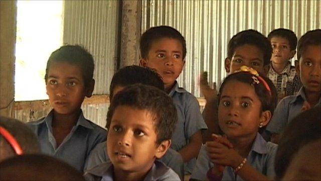 Bangladesh pupils