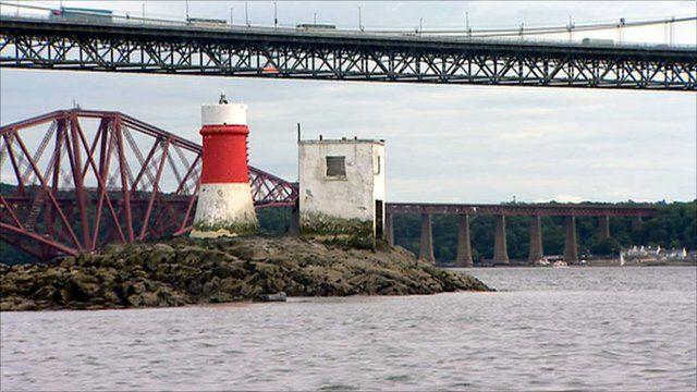 Beamer lighthouse