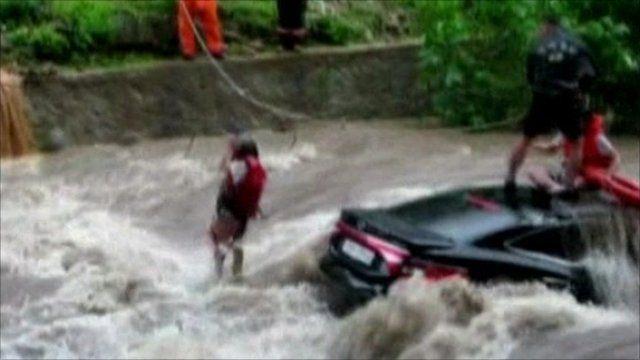 Rescue in Seoul