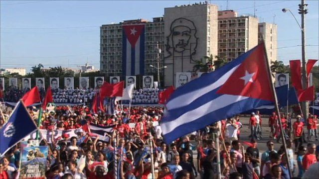 the status of media in communist cuba Communism is an economic and political communist societies are police states in which ordinary citizens only north korea and cuba have resisted.